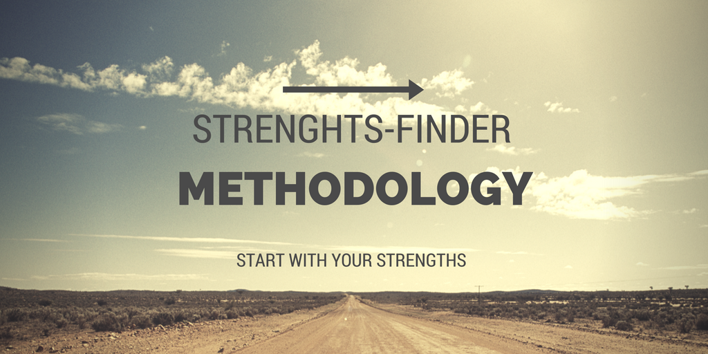 Strengths Finder Redwoods Leadership